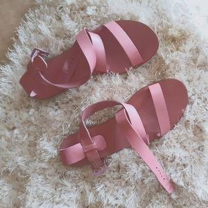 Everlane Sandals Pink
